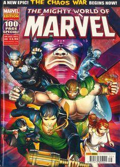 Mighty World Of Marvel Magazine