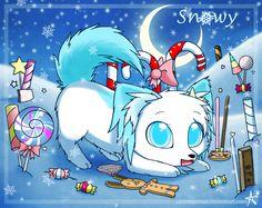 Snowy Sweet Wonderland by CaninePrince.deviantart.com on @DeviantArt