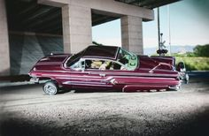 1960 Chevrolet Impala Hardtop Driver Side Profile 1960 Chevy Impala, Chevrolet Impala, Lowrider, Custom Cars, Friends In Love, Cars And Motorcycles, Old School, Classic Cars, Impalas