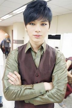 Woah there Sungjae.. Too much change