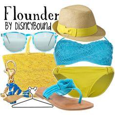 Flounder | Disney Bound