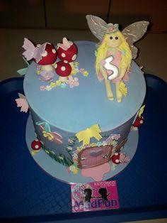 Magical Kids birthday cake!