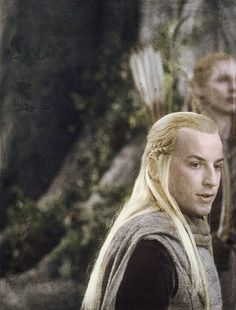Haldir. One of the most underrated characters in LotR.