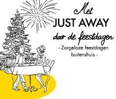 Wil je ook de kerst en/of het Oud & Nieuw zorgeloos buitenshuis vieren? JUST AWAY heeft voor jou de leukste bestemmingen uitgezocht. Met JUST AWAY door de feestdagen.