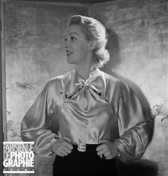 Blouse by Madeleine Vionnet, 1937.