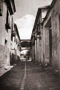 Calle Aurora bici