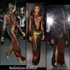 #naomicampbell #streetstyle #tomford #nyc #party #instalook #instagood…