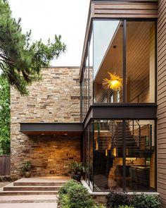 """House Design & Inspiration (@houseinspo365) on Instagram: The Swananoah residence Designed by Stocker Hoesterey…"""""""