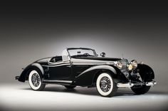 1939 Mercedes-Benz 540 K Spezial Roadster***Research for possible future project.