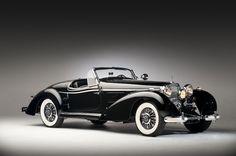 1939 Mercedes-Benz 540 K Spezial Roadster