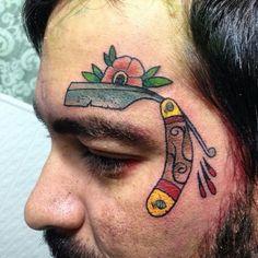 Tattoo rosto