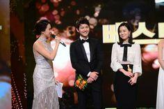 #songjoongki #moonchaewon #kbsdramaaward2012