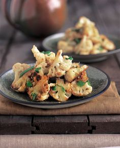 Stir-Fried Cauliflower Recipe | Nancie McDermott (This cauliflower recipe has a complex sweet and savory thing going on thanks to its Vietnamese influence.)
