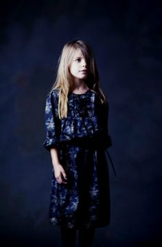 Isabel Marant Liberty Hoon Dress for the little one.