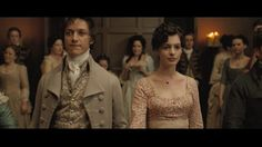 Elegance of Fashion: Review: Becoming Jane (2007)
