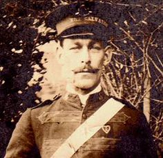 Lance Corporal Herbert Robert House Lawrence 1st Battalion Royal Guernsey Light Infantry Died of wounds at Cambrai, aged 33 years 06/12/1917. Taken just pre-war in Salvation Army uniform. Herbert was a member of St. Sampson's Corps.