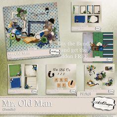 Mr. Old Man - Bundle by AADesigns