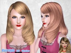 Emma's Simposium: Free Hair Pack #78 By Skysims - Donated/Gifted!!!