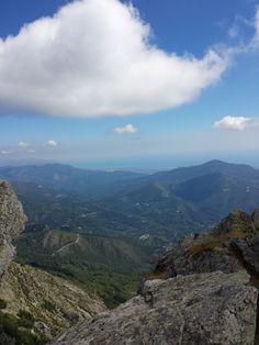 Vue du haut du San Petrone - July 2014