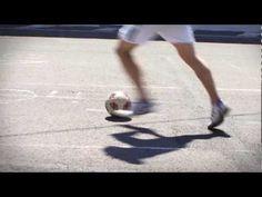 Pase tacon , truco de futbol