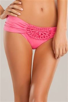 cute swim suit bottoms!