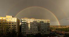 Rainbow by David Nogol, via 500px