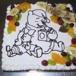 winnie the pooh taart van Bakkerij Excellence http://www.excellence.be