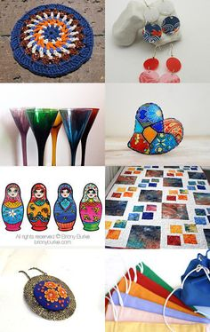 bright sparks by Kaylene on Etsy--Pinned with TreasuryPin.com