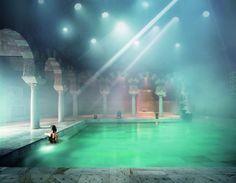 Córdoba༺♥༻baños arabes