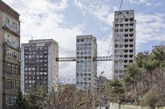 Architect: Otar Kalandarishvili, G. Potskhishvili  Construction: 1974–1976