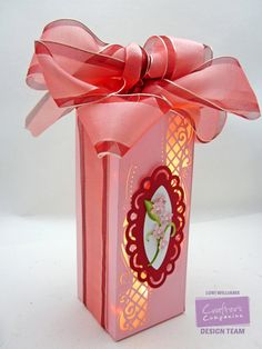 Crafter's Companion USA Information Blog : Tutorial: Lantern Box