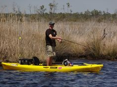 Try kayak #fishing on the #OuterBanks!    http://www.pirates-cove.com/