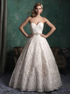 bridals by lori - Allure Couture Bridals 0128758, In store (http://shop.bridalsbylori.com/allure-couture-bridals-0128758/)