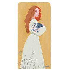 Illustration by Jasmijn Evans Evans, Disney Characters, Fictional Characters, Illustrations, Disney Princess, Happy, Design, Art, Art Background