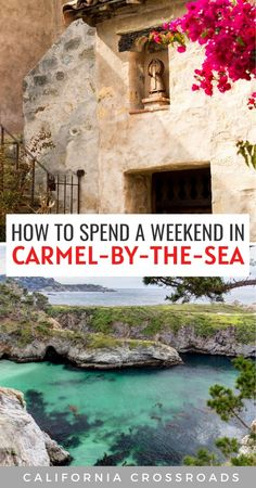 Carmel California, California Travel, California Restaurants, California Living, California Coast, Oh The Places You'll Go, Cool Places To Visit, Places To Travel, Usa Travel Guide