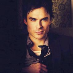 Damon Salvator...how can you not love him?