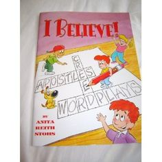Believe! Thai Language Childrens Activity book for Sunday School / Word Plays / Puzzles $29.99