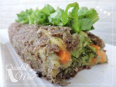 Rocambole é um exelente prato para reunião de família. Esse aqui é tão gostoso e prático que todos vão adorar! Vem ver!!