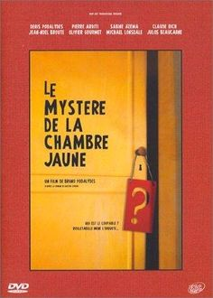 Watch Streaming The Mystery Of The Yellow Room : Online Movie Joseph Rouletabille (Bruno Podalydès), A Reporter For A Local Newspaper,. Top Movies, Movies To Watch, Movies And Tv Shows, Amazon Movies, Movies Online, Mystery, Gaston Leroux, Life Of Crime, Full Movies Download