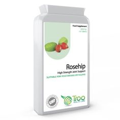 Rosehip Joint Support Supplement.  Evidence suggests that the polyphenols and anthocyanins in rosehips may help relieve symptoms associated with rheumatoid arthritis and osteoarthritis, easing joint inflammation and preventing joint damage.  Also rich in antioxidant vitamin C.  More info here: http://www.arthritisresearchuk.org/arthritis-information/complementary-and-alternative-medicines/cam-report/complementary-medicines-for-rheumatoid-arthritis/rosehip.aspx
