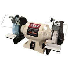 578008 Jet Ibg 8 8 Inch Industrial Bench Grinder Sander