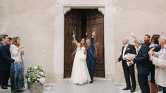 Great candids, condensed into a stop motion film. Francesca + Mirco's Wedding in Stop-Motion | Vittorio Veneto, Italy. (Fremont, 'Trees to Stone', licensed by Marmoset)
