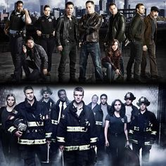 Scammper: Magnify: what can be added?   Dick Wolf (Producer) frequently produces crossover episodes between his two shows called Chicago P.D. and Chicago Fire. Crossover shows help boost ratings (YAY! $$$)