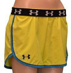 Under Armour Women's Heatgear Running Shorts « Clothing Impulse