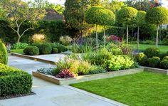 Image result for scandinavian style front garden