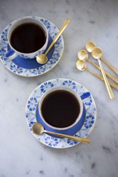 Nagasaki Coffee Spoons (6 piece set) – Bowl & Pitcher