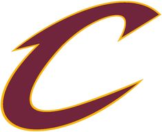 Cleveland Cavaliers Alternate Logo (2011) - Updated color scheme