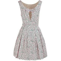 Jack Wills Porchfield Dress ($90) ❤ liked on Polyvore
