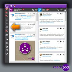 With Reachpod, you can create multiple Pods for every brand that you manage. You can give names and arrange the Pods as you want. #socialmedia #marketing #business