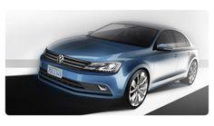 gashetka: 2015 | Volkswagen Jetta | Rebder by Johannes Brandsch | Source